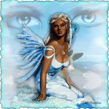 Fairies - This picture is of a beautiful fairy.
