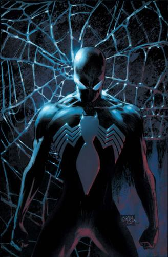 spiderman - spiderman back in black
