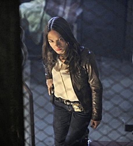 Kristin Kreuk - Kristin Kreuk in the series Beauty and the Beast starting in October on The CW