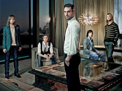 maroon photo - maroon five is very handsome