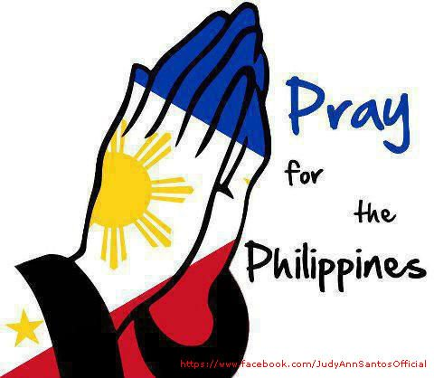 Please pray for the Philippines - Philippines is experiencing flooding now, please help!