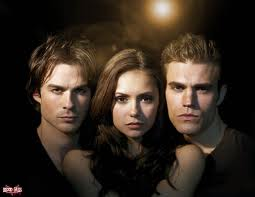 Vampire Diaries - A nice movie series. Full of suspense and excitement! Try to watch it.