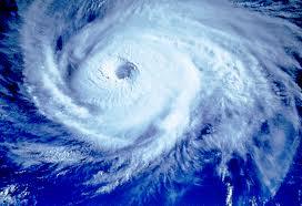 typhoon - a photo of the typhoon