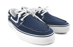 men's boat shoes - I have an exact kind but I have the ladies' version
