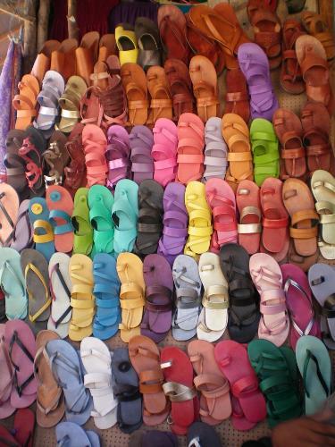Chappal - Colorful Chappal