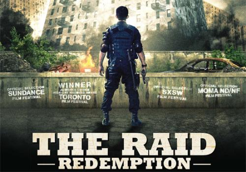 The Raid - 1 ruthless crime lord, 20 elite cops, 30 floors of chaos