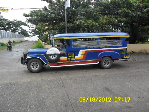 Jeepney - The pride of the Philippines.