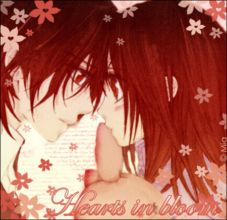 love is special - boy and girl very much in love