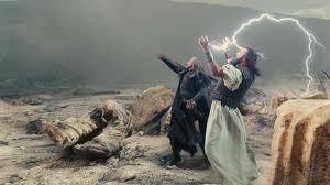 Zeus - his last battle against kronos