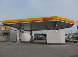 Gas Stations - Shell gas station