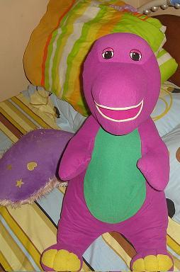Barney - Barney on travel from Hong Kong.