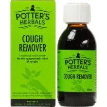 potters - Potters Cough Remover