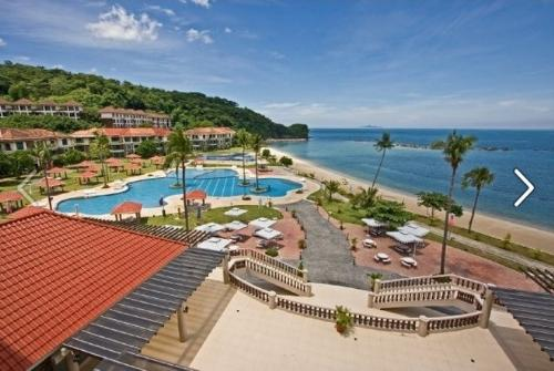 Our place for anniversary celebration - This is a beach resort in Canyon Cove located in Batangas Philippines.