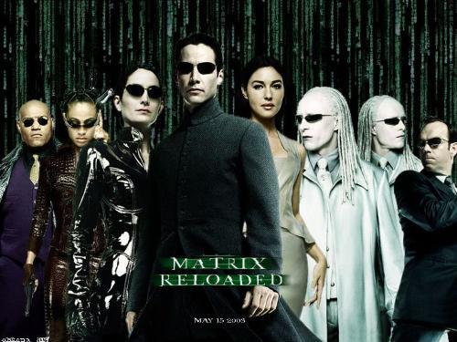the matrix - matrix..
