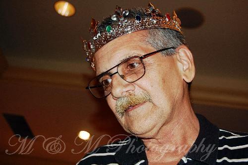 Yeah its me! - King Grandpa Bob