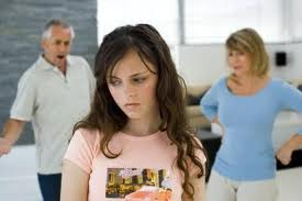 Unhappiness in family - I really hate it when they don't understand me.