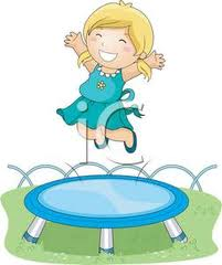 trampoline - Trampoline has lots of health benefits.
