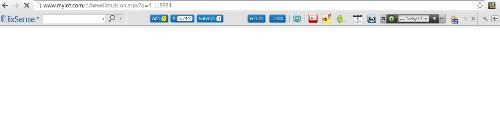 Clixsense toolbar - It is how it looks with my browser. Is it safe to use a toolbar?