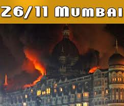 26th November, the day of Mumbai terrorist attack - 26th November is a day we will never forget.