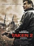 Taken 2 - a poster of Taken 2