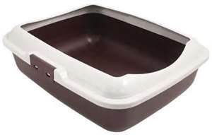 Open litter box - I use a large one for my 2 cats