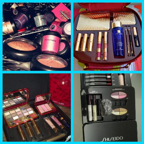 My make up - My make up collections