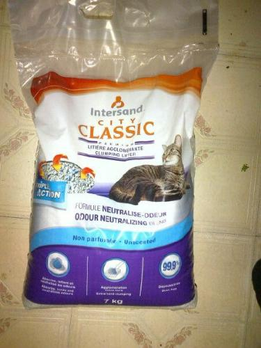 cat litter to try - New cat litter to try