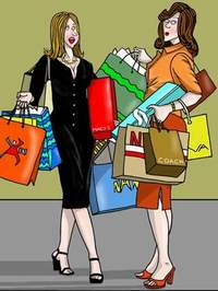 shopping - shopping become frequent activity we do