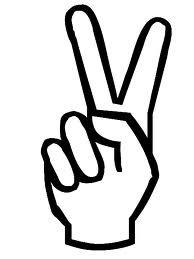 peace sign - http://www.google.com.ph/search?hl=fil&gs_rn=1&gs_ri=hp&cp=7&gs_id=q&xhr=t&q=peace+sign&bav=on.2,or.r_gc.r_pw.r_qf.&bvm=bv.41524429,d.aGc&biw=1366&bih=667&um=1&ie=UTF-8&tbm=isch&source=og&sa=N&tab=wi&ei=qv4EUb3lOauUiQf8_4C4BQ