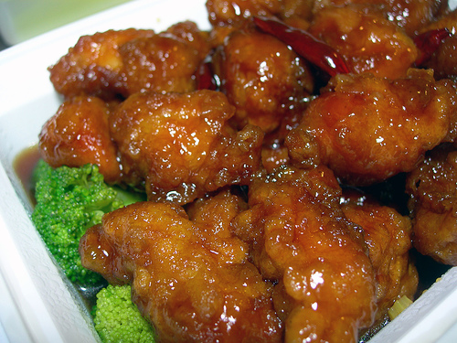Bowl chicken - The delicious bowl chicken cooked by me. Are you like it. Want to make this easy dishes?
