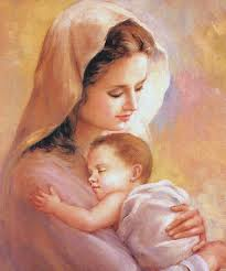 mother and child - picture that symbolizes the love of a mother to her child