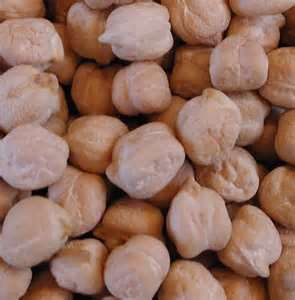 chick peas - looking for recipe