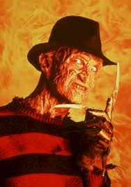 horror - Freddy Kruger from A Nightmare on Elm Street