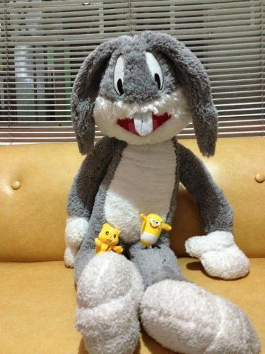bugs bunny - prizes that i've won