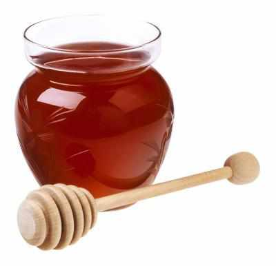 honey - Healthy and delicious. Helps to lose weight too.