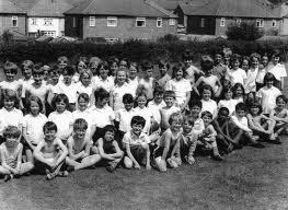 Old memories of school - memories of school when we were kid