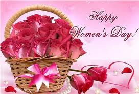 "Happy Women's Day - We have many celebrations in a year, and one of them is called the ""Women's Day""."