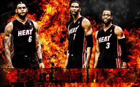 Miami Heat Top 3 - Miami Heat top 3 players, who help the Heat won the championship