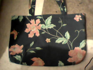hand bag made with pillow case - pillow case purse