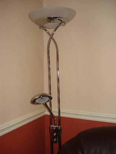 Whirly floor lamp from bhs mylot new whirly floor lamp from bhs our new lamp from bhs for aloadofball Images