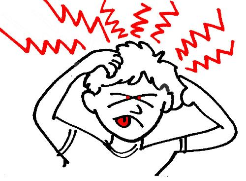 headache - giving me such headache
