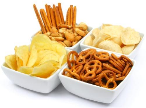 Snacks - Midnight snacks.