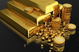 gold - a lot of gold
