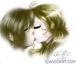 first kiss - first kiss