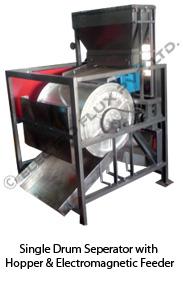 Magnetic Drum Separator , Magnetic Drum Separators Manufacturers