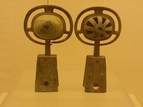 Guess what they are and what were they used for.