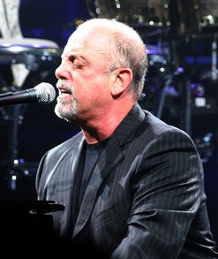 "Billy ""Piano Man"" Joel"