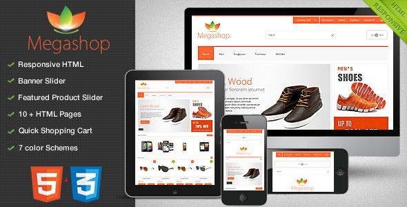 HTML5 eCommerce Templates