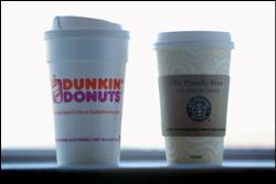 Dunkin or Starbucks? - what do you like better dunkin donuts or starbucks? I'm a fan of dunlin.