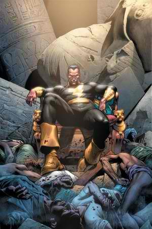 Black Adam—a champion turned villain